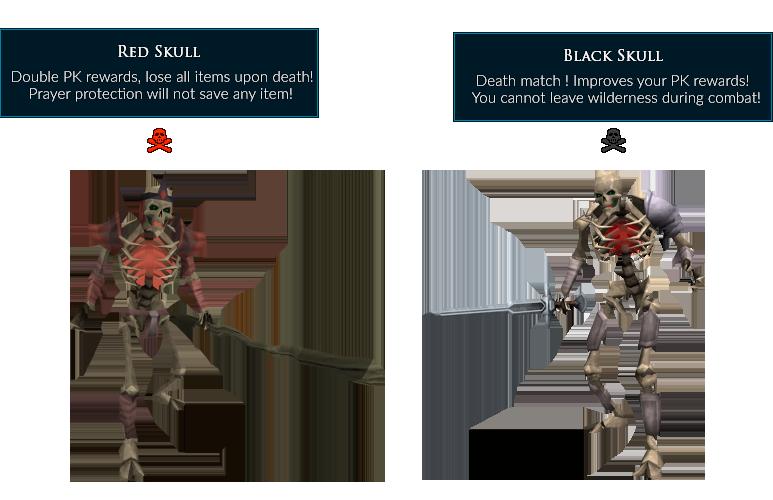 Etherum Skull Types