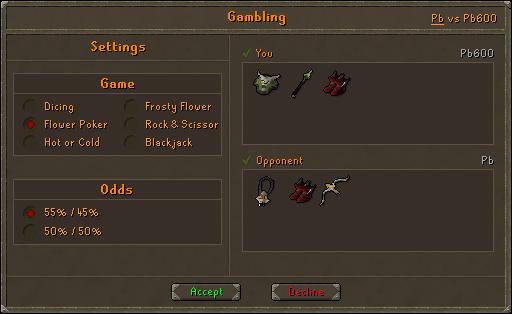 Etherum gambling challenge