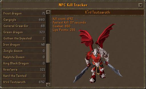 Etherum kill tracker