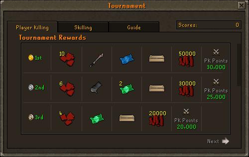 Etherum Player Killing Tournament